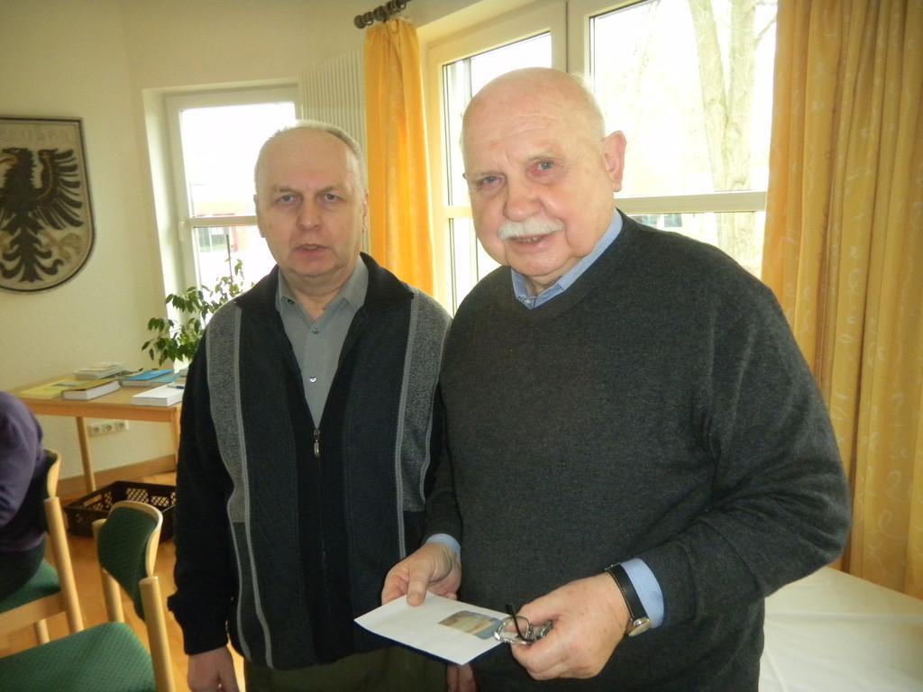 Siegmar Czerwinski + Gerd Bandilla