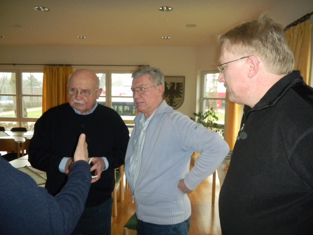 Gerd Bandilla, Günther Vogel + Dieter Vogel