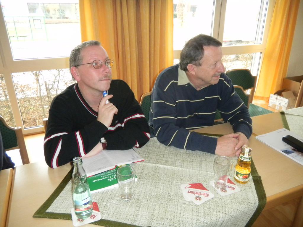 Michael Wiechmann + Eckhard Fahrun