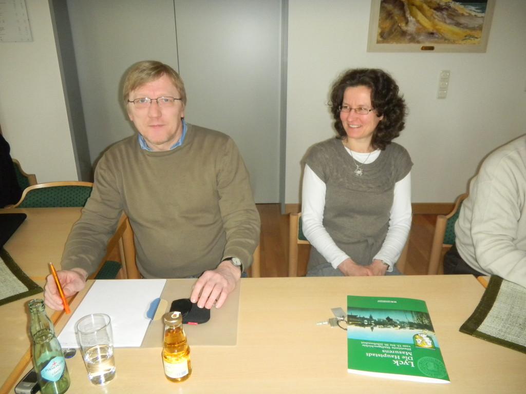 Hans Vogel + Uta Pohle