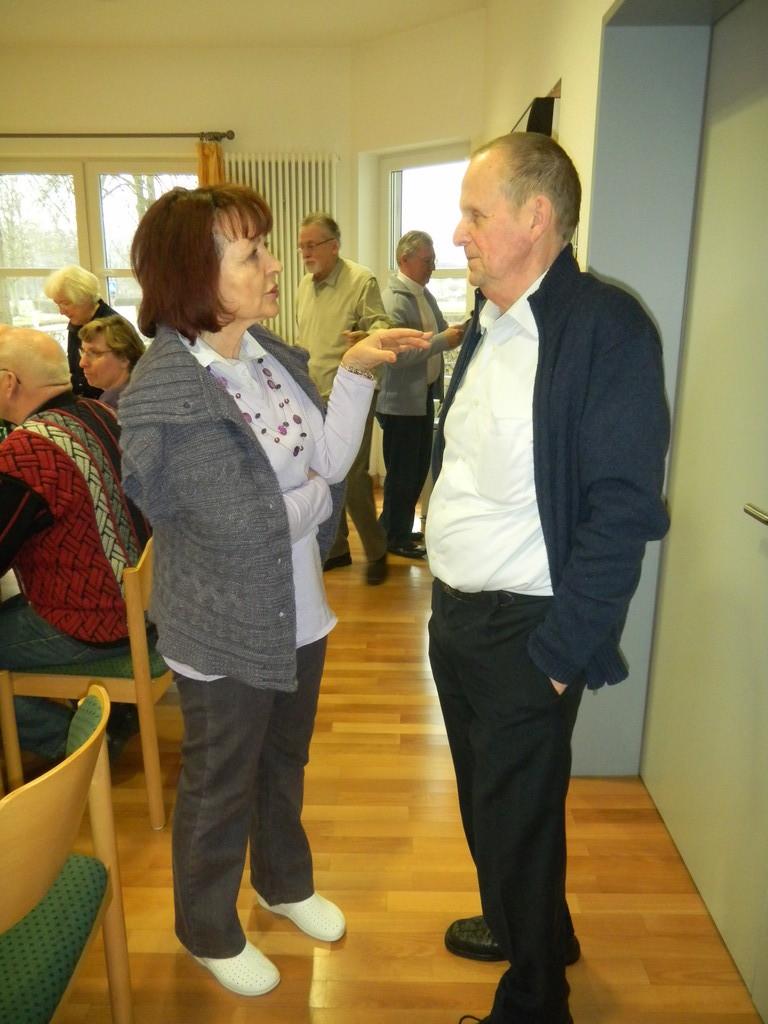 Bärbel Wiesensee + Reinhard Donder
