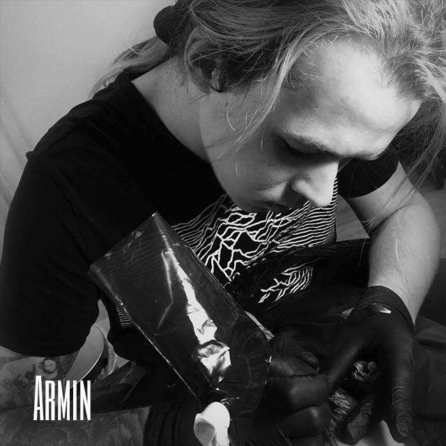 Tatoo Artist - ARMIN