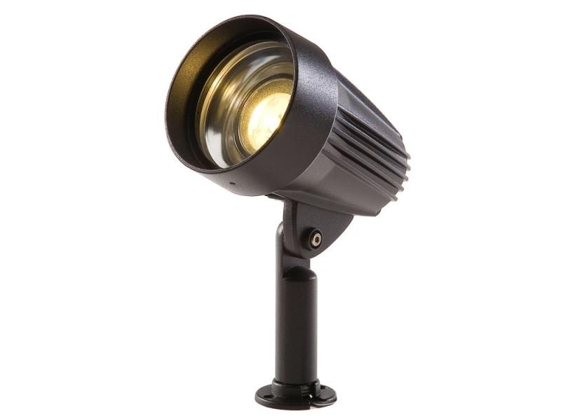 Garden lights spot corvus preis im shop wpc for Hornbach led strahler
