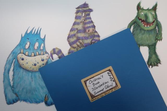 Back to School – Children´s Books Illustration Summer School in Cambridge