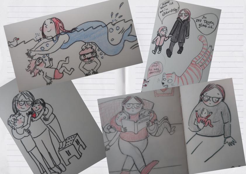 Ein visuelles Tagebuch - so klappt tägliches Zeichnen