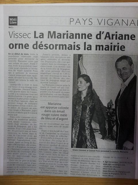 Midi Libre Marianne