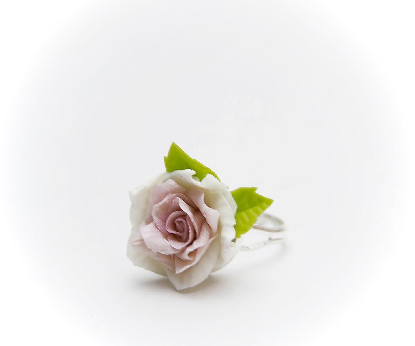 """Кольцо из комплекта """"Аромат роз"""""""