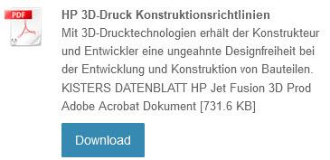HP 3D-Druck Konstruktionsrichtlinien