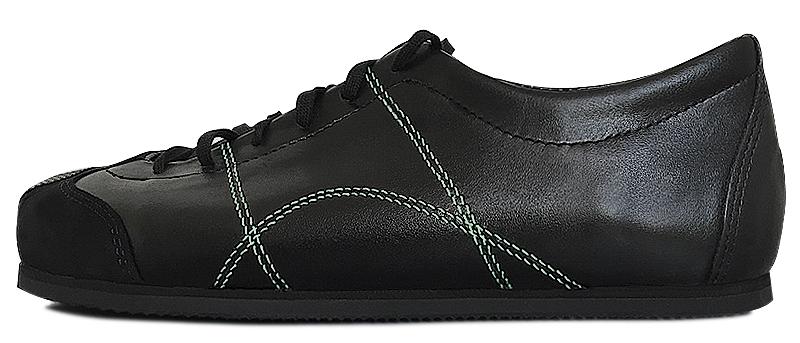 Sneadoxx 1962 Black Silver Sneaker