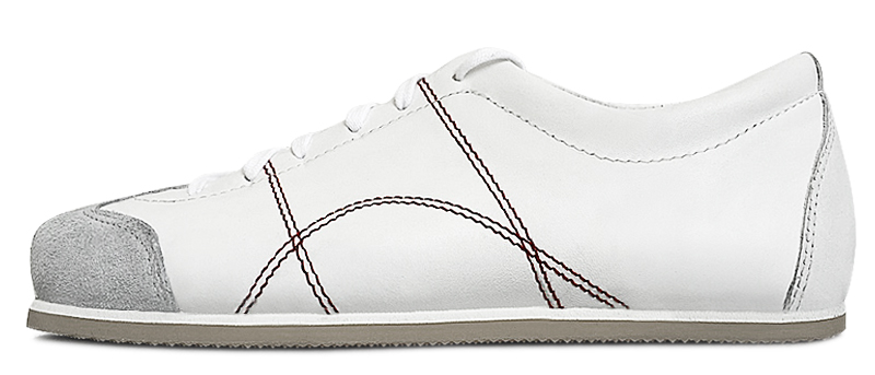 Sneadoxx 1962 White Black Sneaker