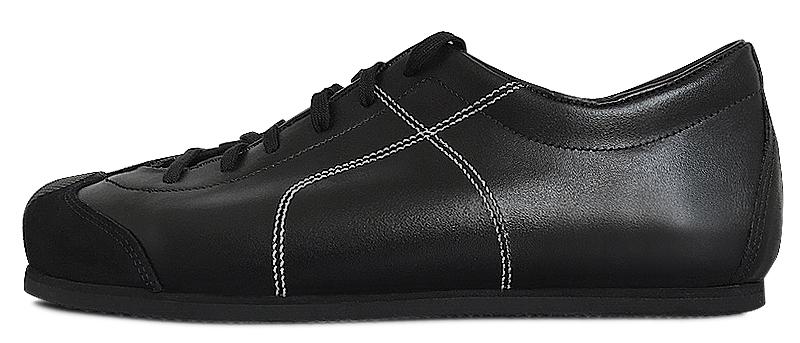 Sneadoxx 1955 Black Silver Sneaker