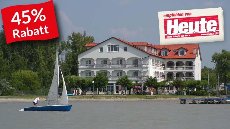 Urlaub am Neusiedlersee nur 164