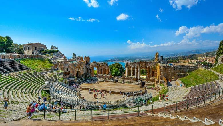 Sizilien Sommerurlaub 2021