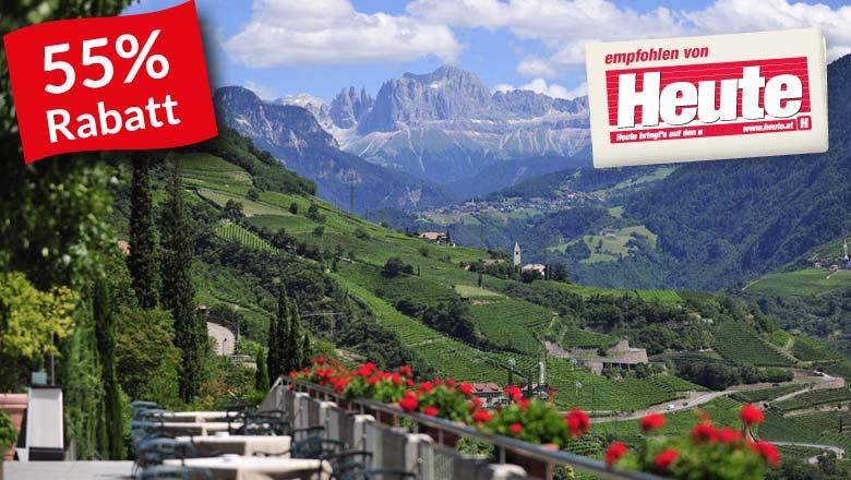 Auszeit in Südtirol Bozen ab 144