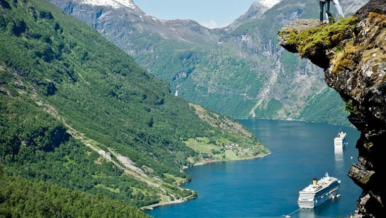 Norwegische Fjorde & Ostsee