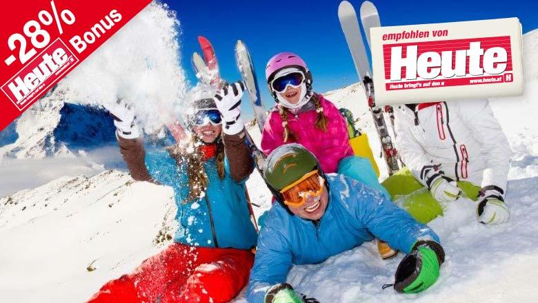 Skiurlaub im Pitztal in Tirol
