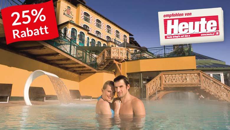 2-5 Nächte im Hotel Pichlmayergut