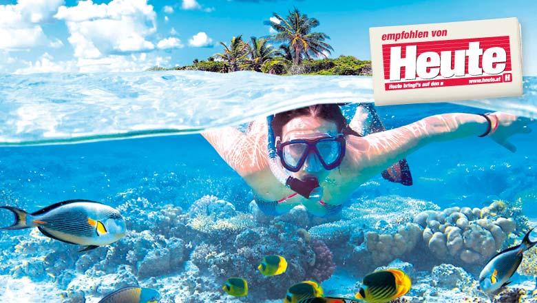Sommerurlaub am Roten Meer