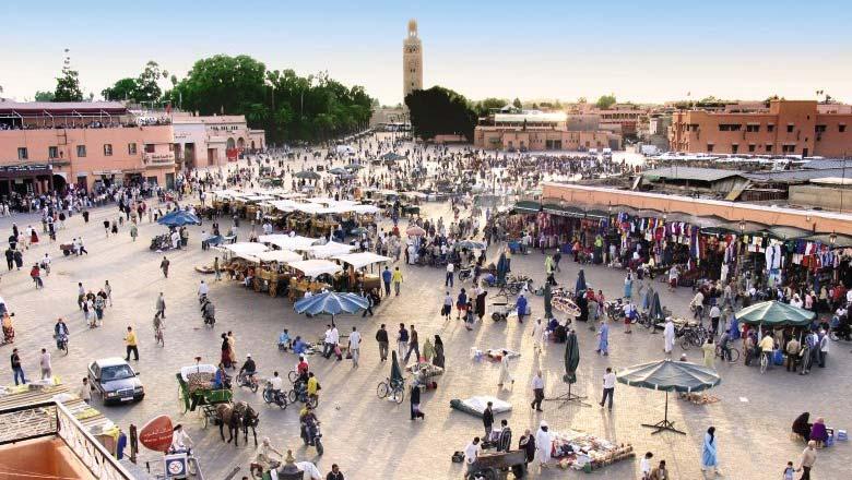 Marokko Rundreisen online buchen!