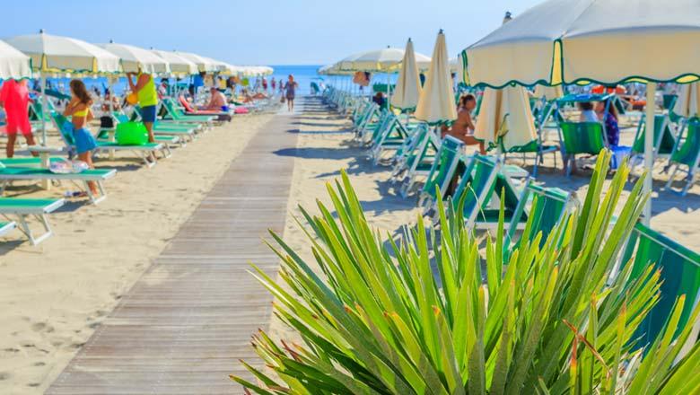 Sommerurlaub in Italien
