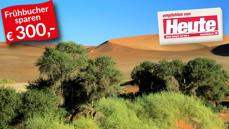 Namibia Rundreisen