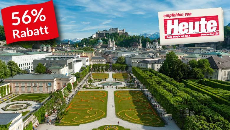 Weekend Special Salzburg ab 66