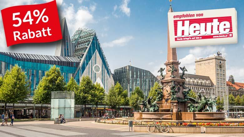 Städtetrip Leipzig ab 23