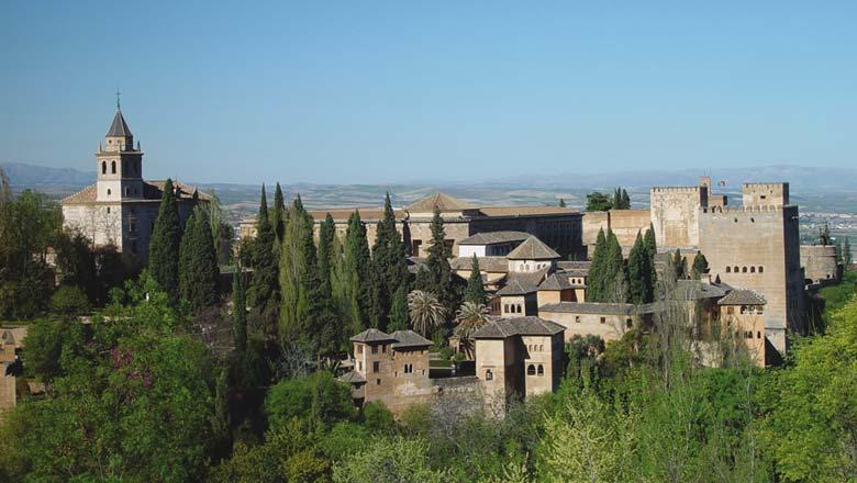 Südspanien - Andalusien