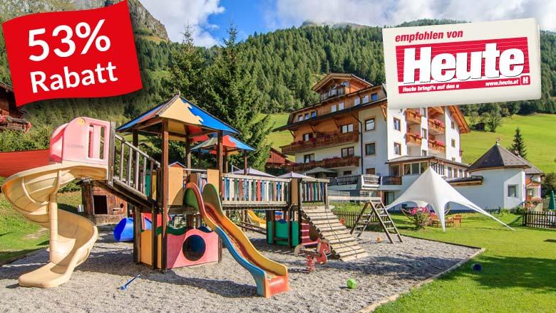 Familienhotel Replerhof ab 184