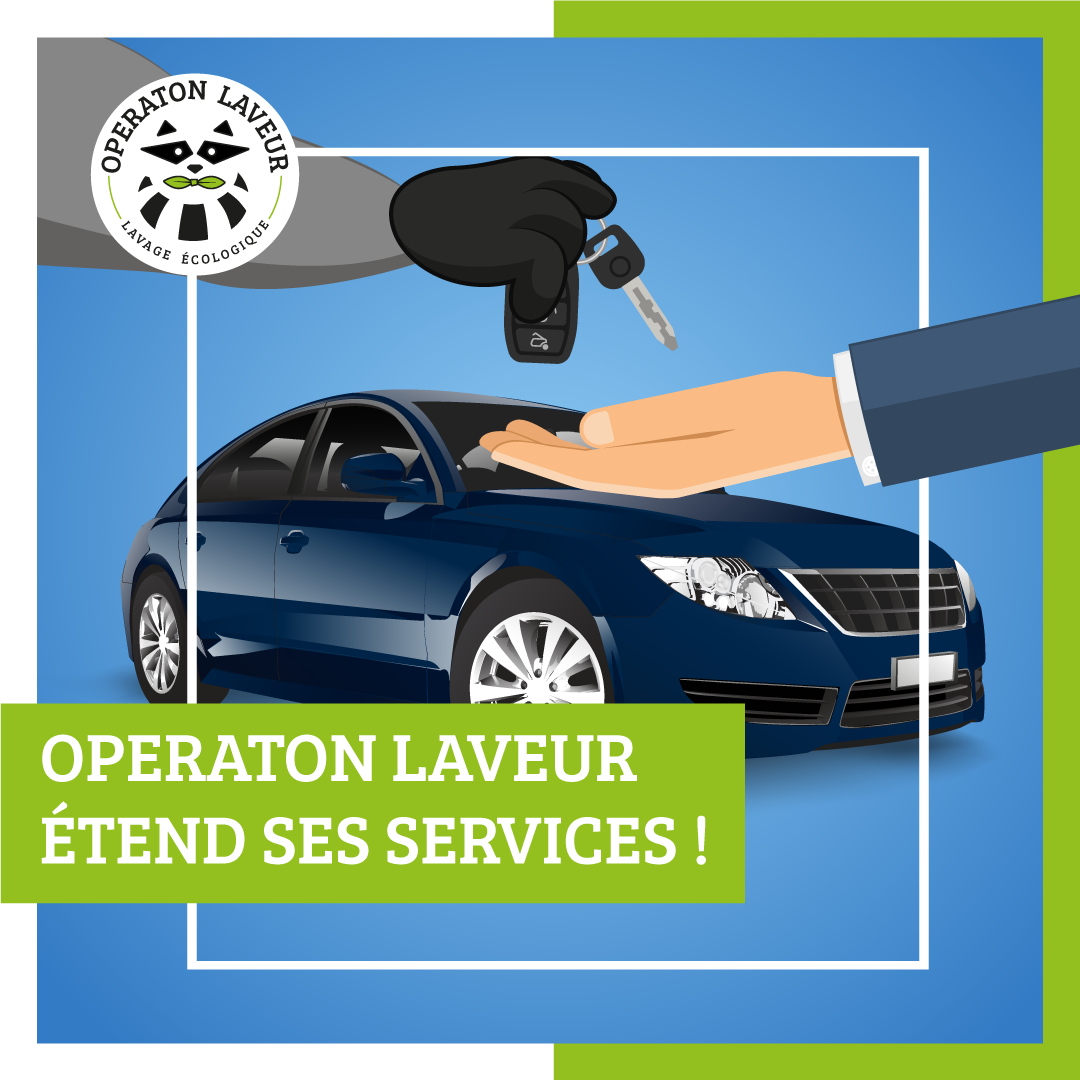 Operaton Laveur étend ses services !