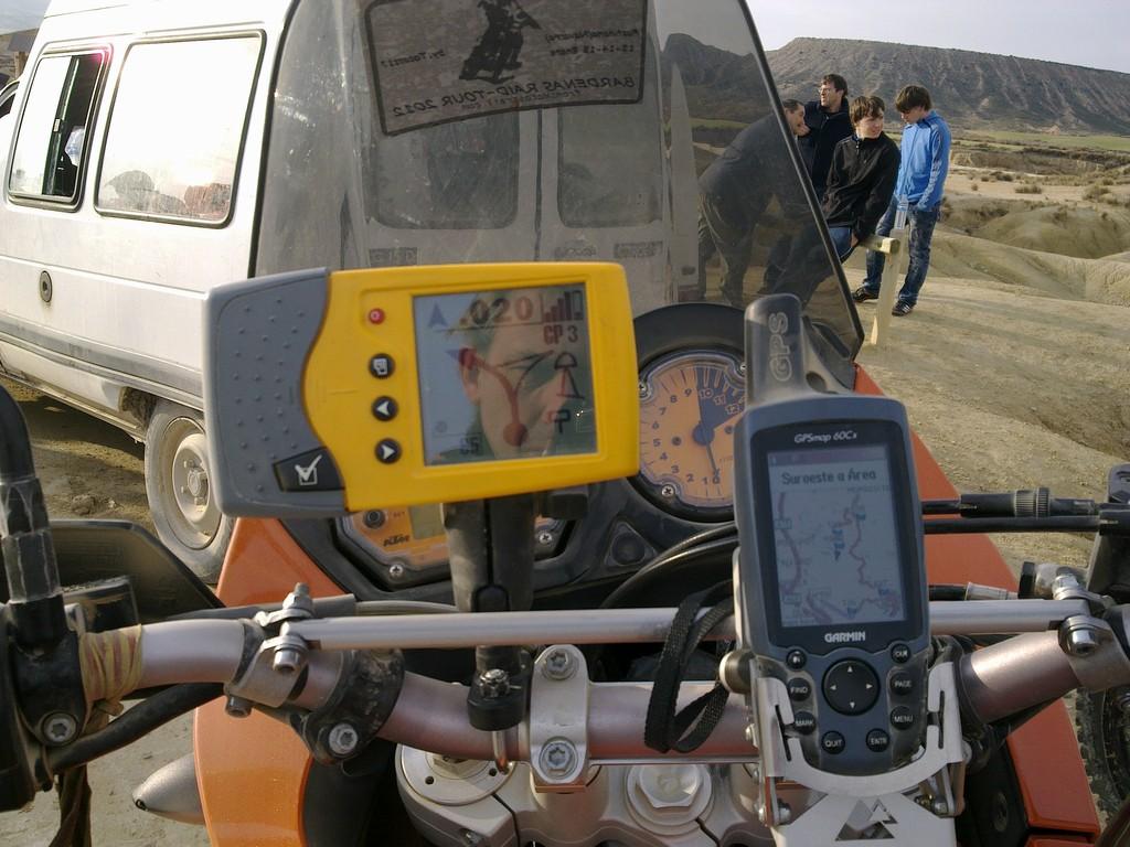 GPS TRIPY l