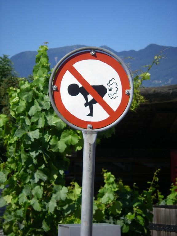 Ah ! L'humour suisse !