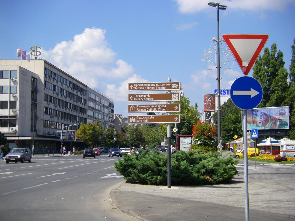 Novi Sad.