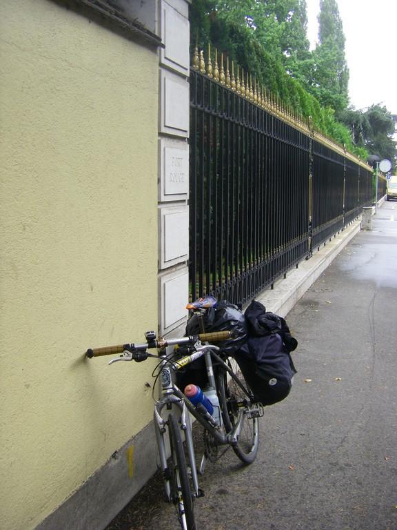 Mon vélo a des envies de richesse !