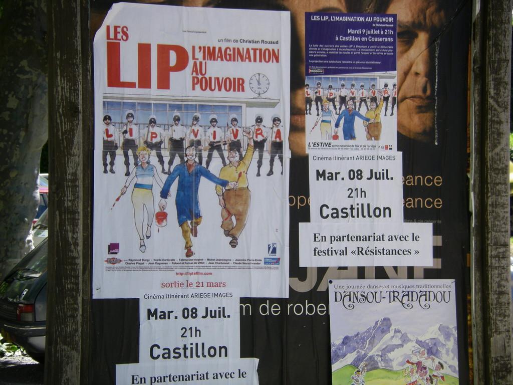Les Francs-Comtois s'invitent dans le Couserans.