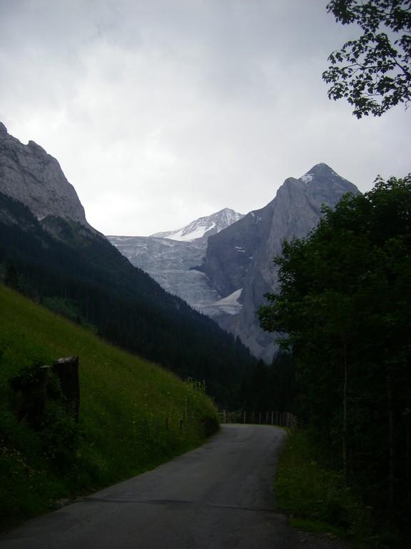 Dans la Grosse Scheidegg.