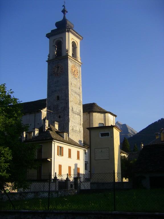 Une des églises de Santa Maria Maggiore.