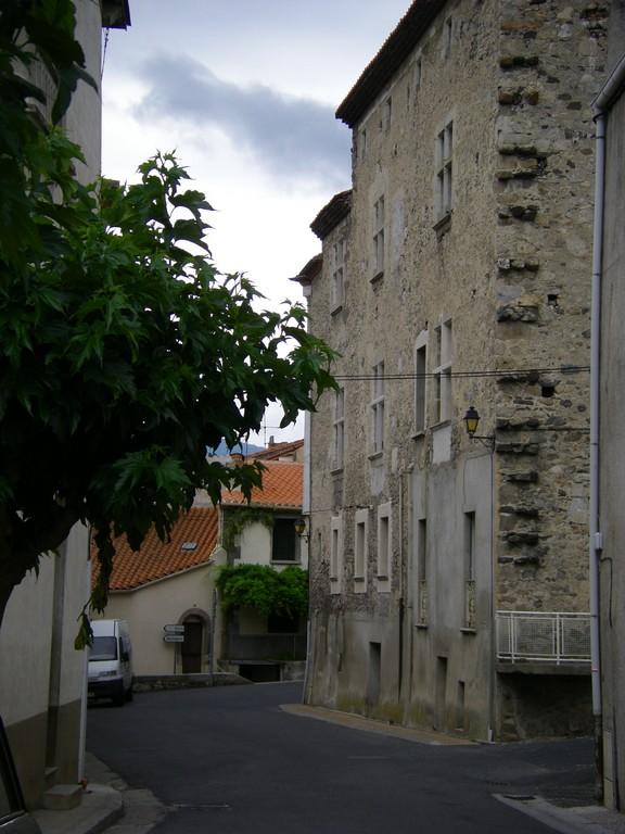 Rue de Sournia.