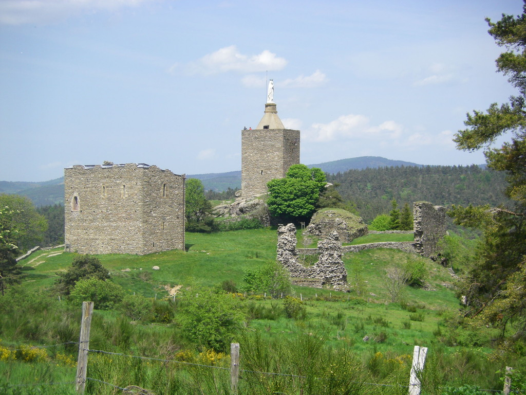 Le château de Luc