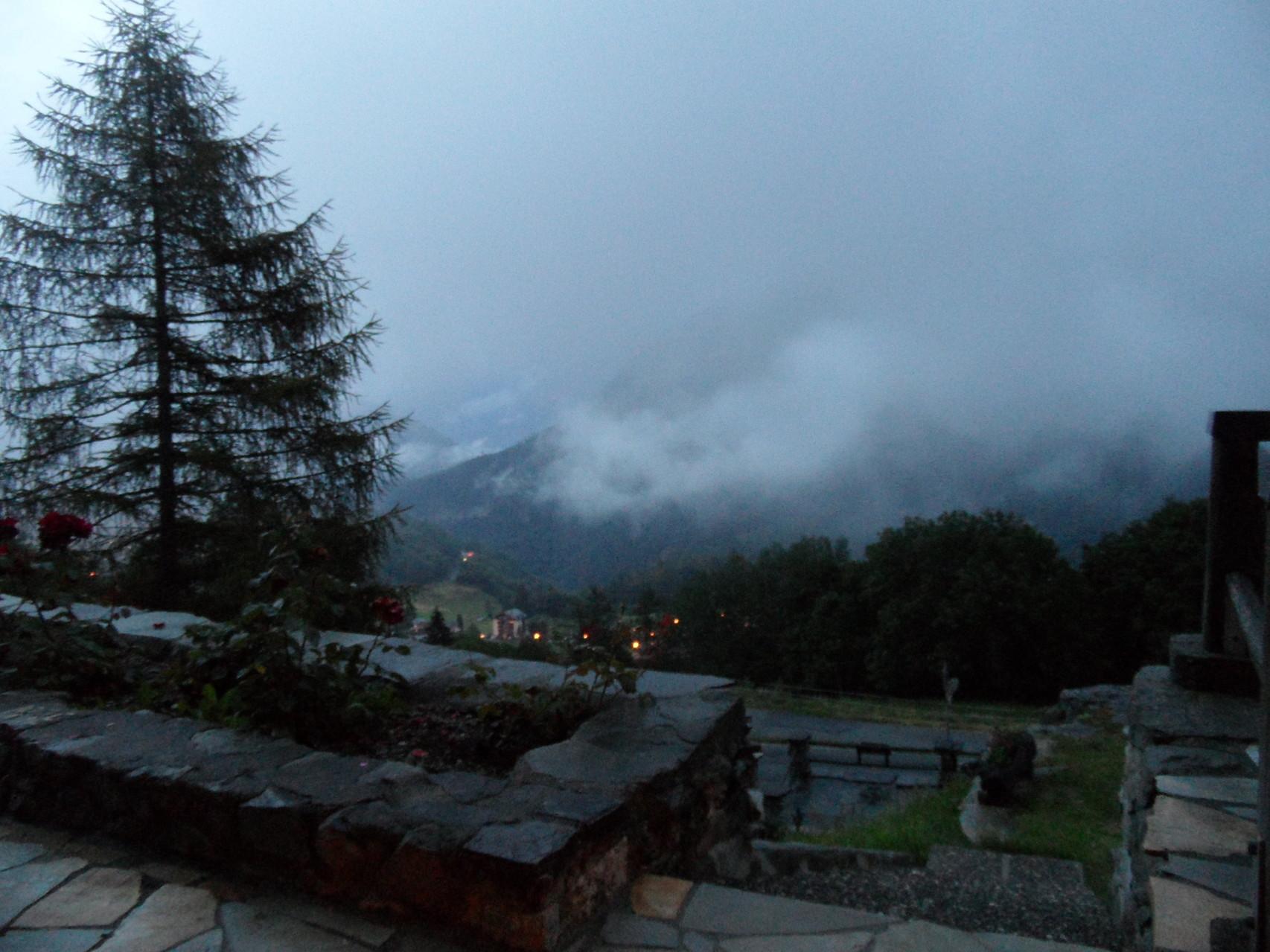 Après l'orage ...