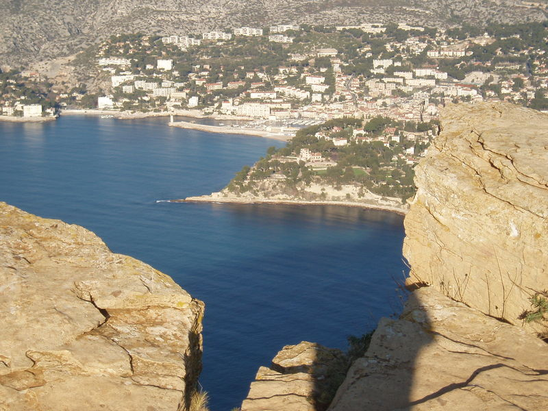 Toujours Cassis.