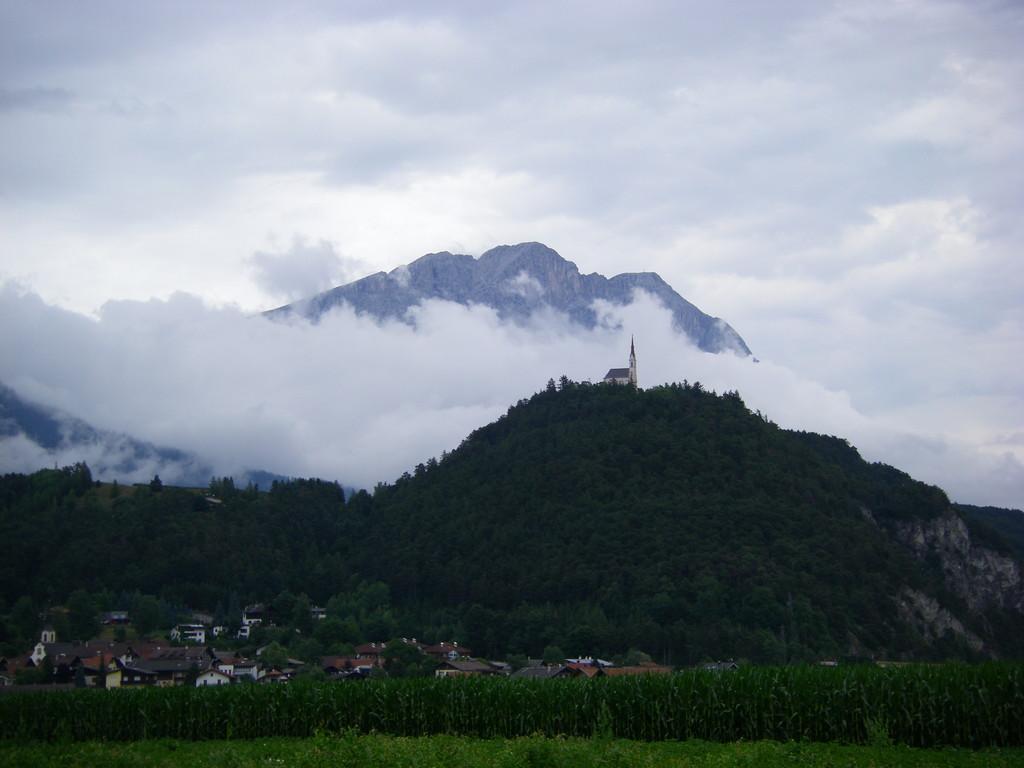 Juste avant Innsbruck.