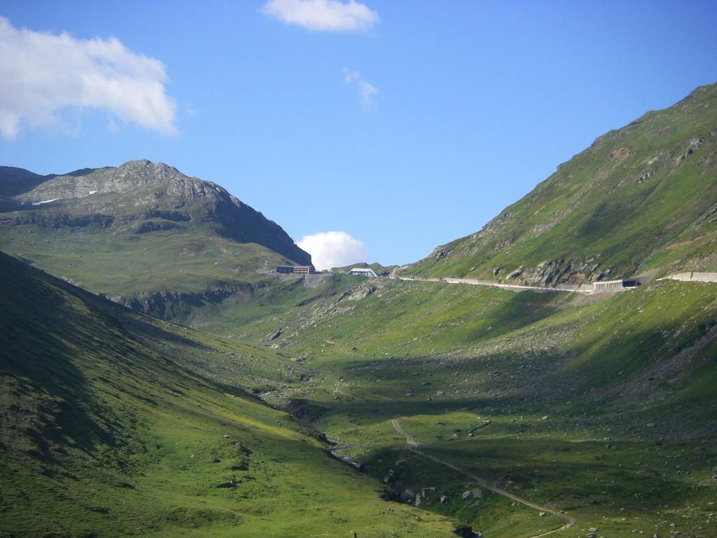 Le sommet dans 3 kilomètres.