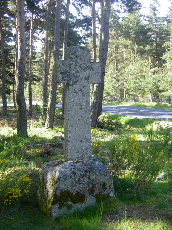 Une des nombreuses croix rencontrées sur le chemin