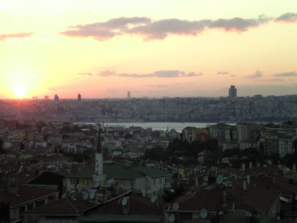 Vue sur Istanbul.