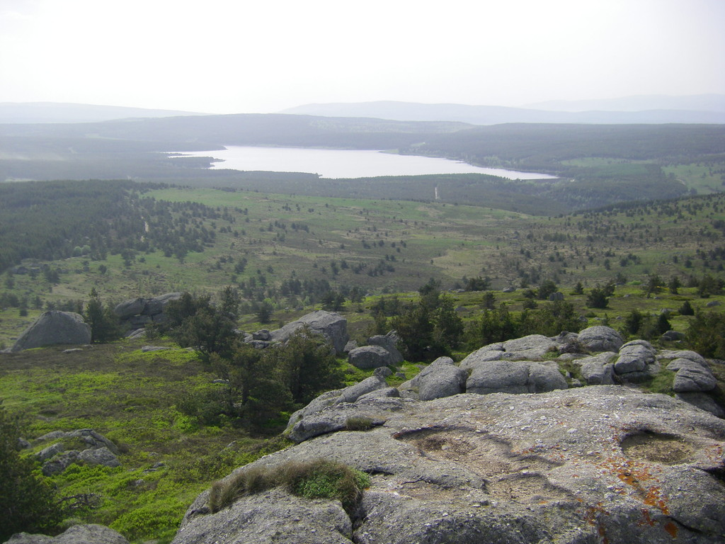 Le lac de Charpal