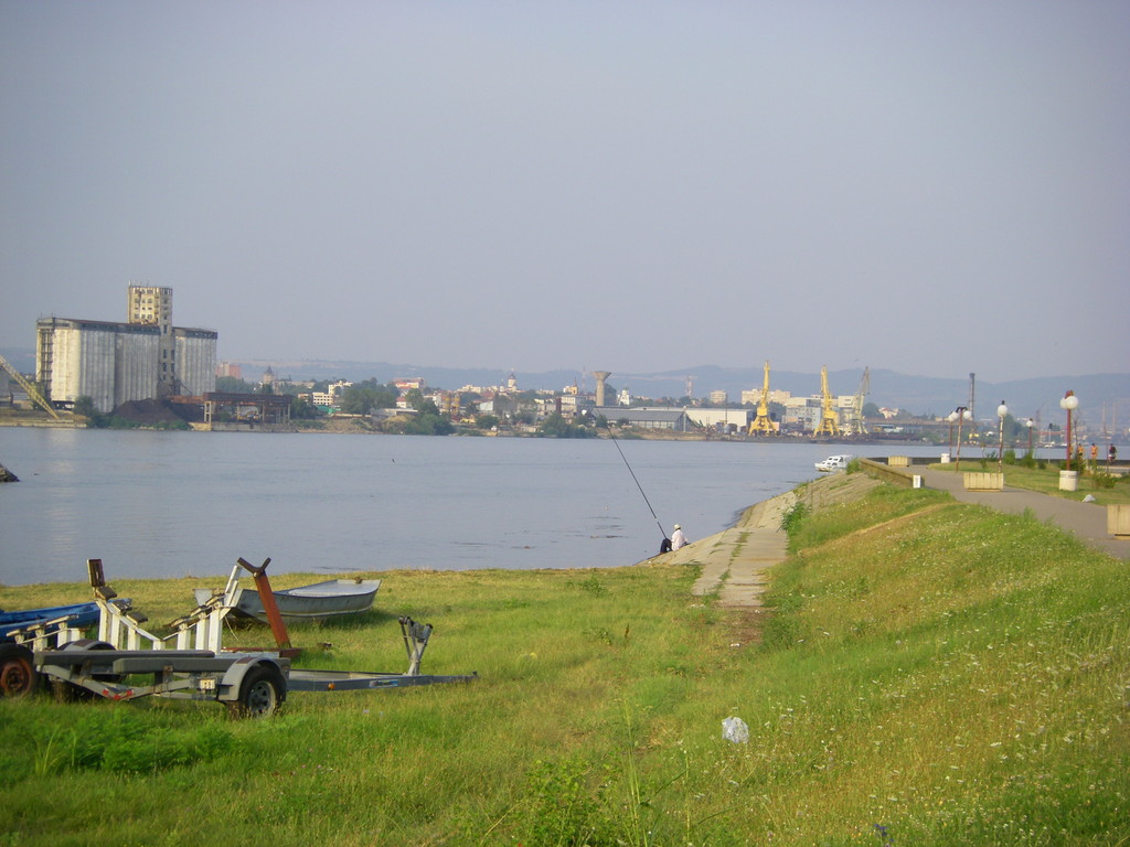 Le Danube à Klagovo.