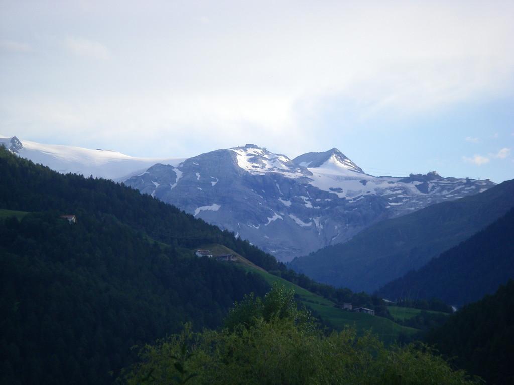 Le massif de l'Ortler (Ortles)