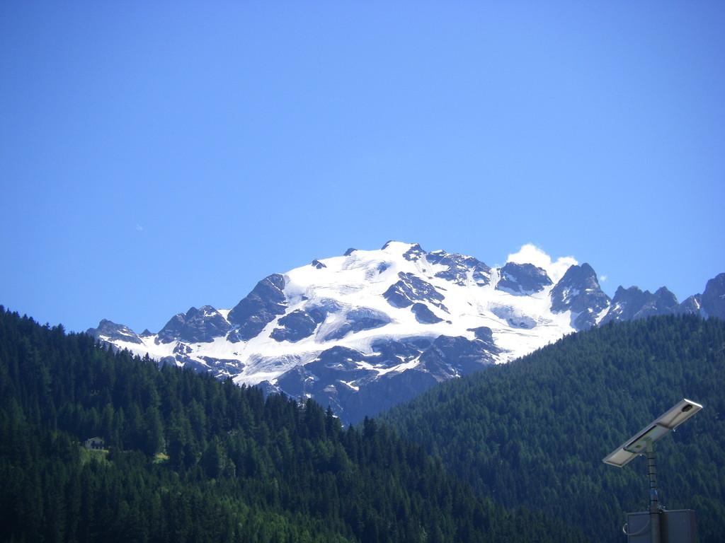 La cima Piazzi (3439 m).