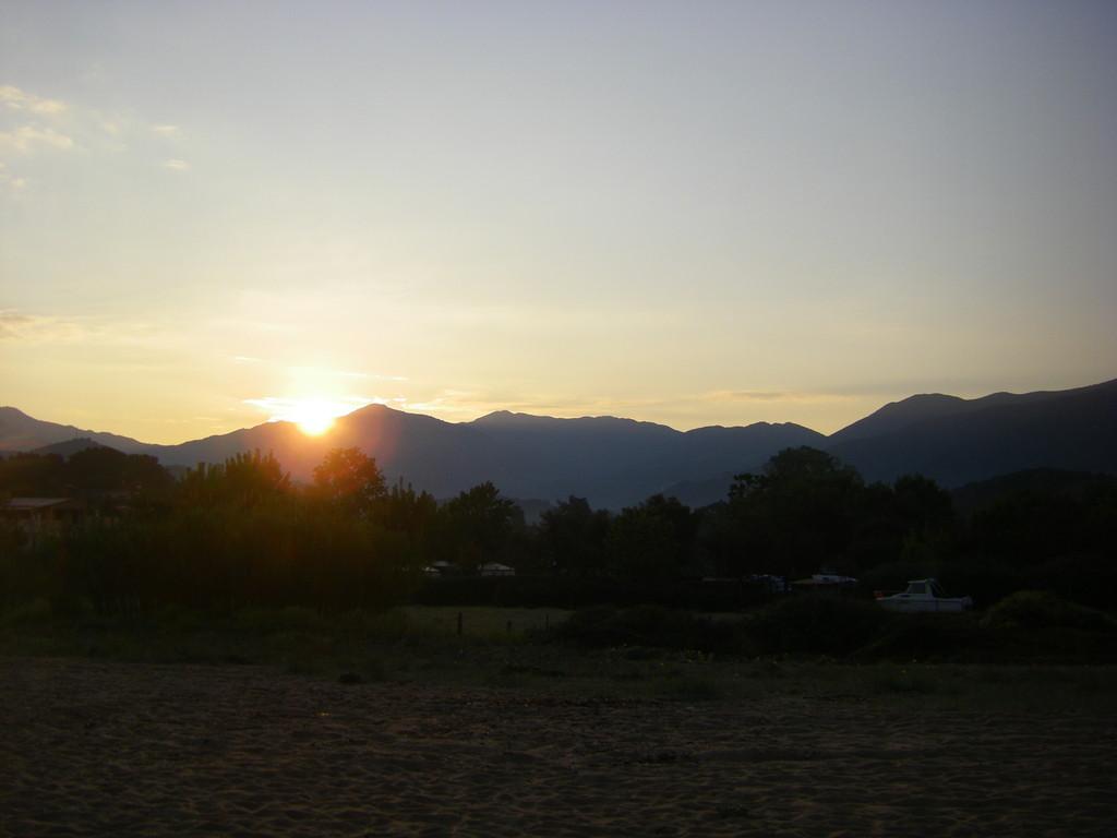 C'est bon : le soleil est revenu ce matin !